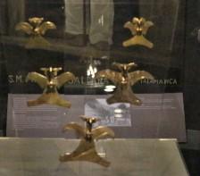 Aztec infuenced jewelry