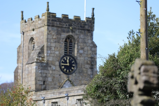 Giggleswick church
